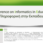 Conference_on_Informatics_in_Education